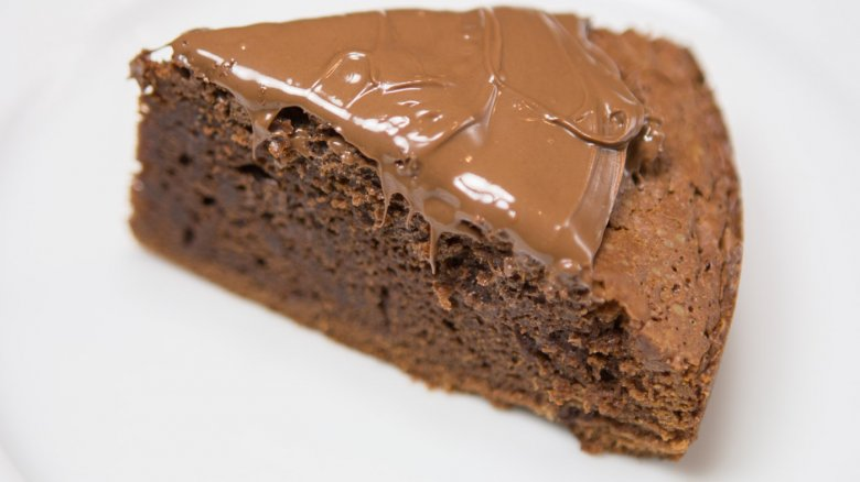 Ingredient Chocolate Cake Nutella