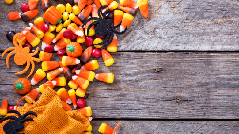 Why Would Parents Eat Kids Hallowen Candy