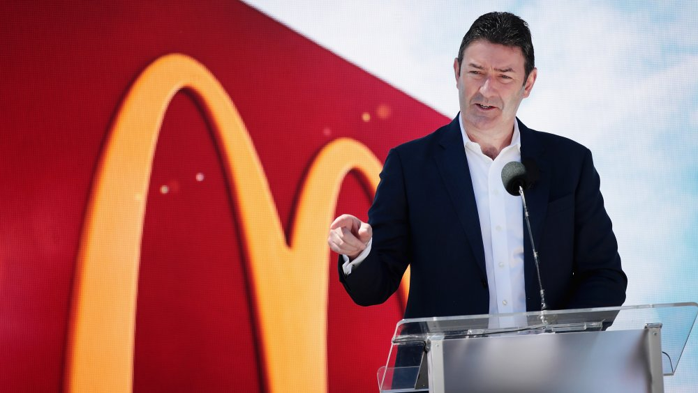 McDonald's Suing Ex-CEO For Having Sexual Relations With Employees
