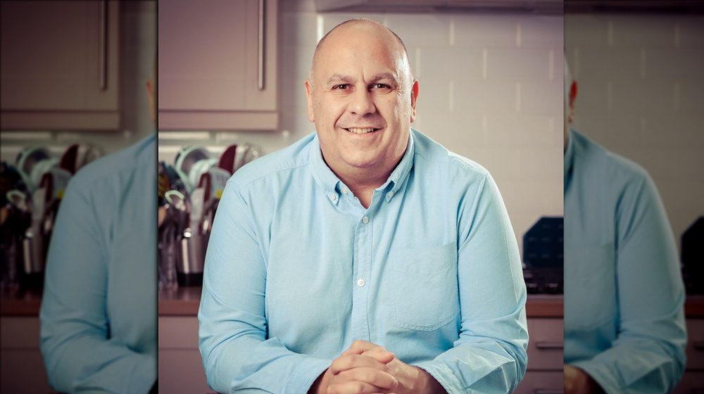 Great British Bake Off finalist Luis Troyano has died aged 48