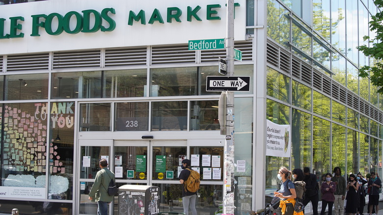 Amazon Opens First Online-Only Whole Foods Store in Brooklyn