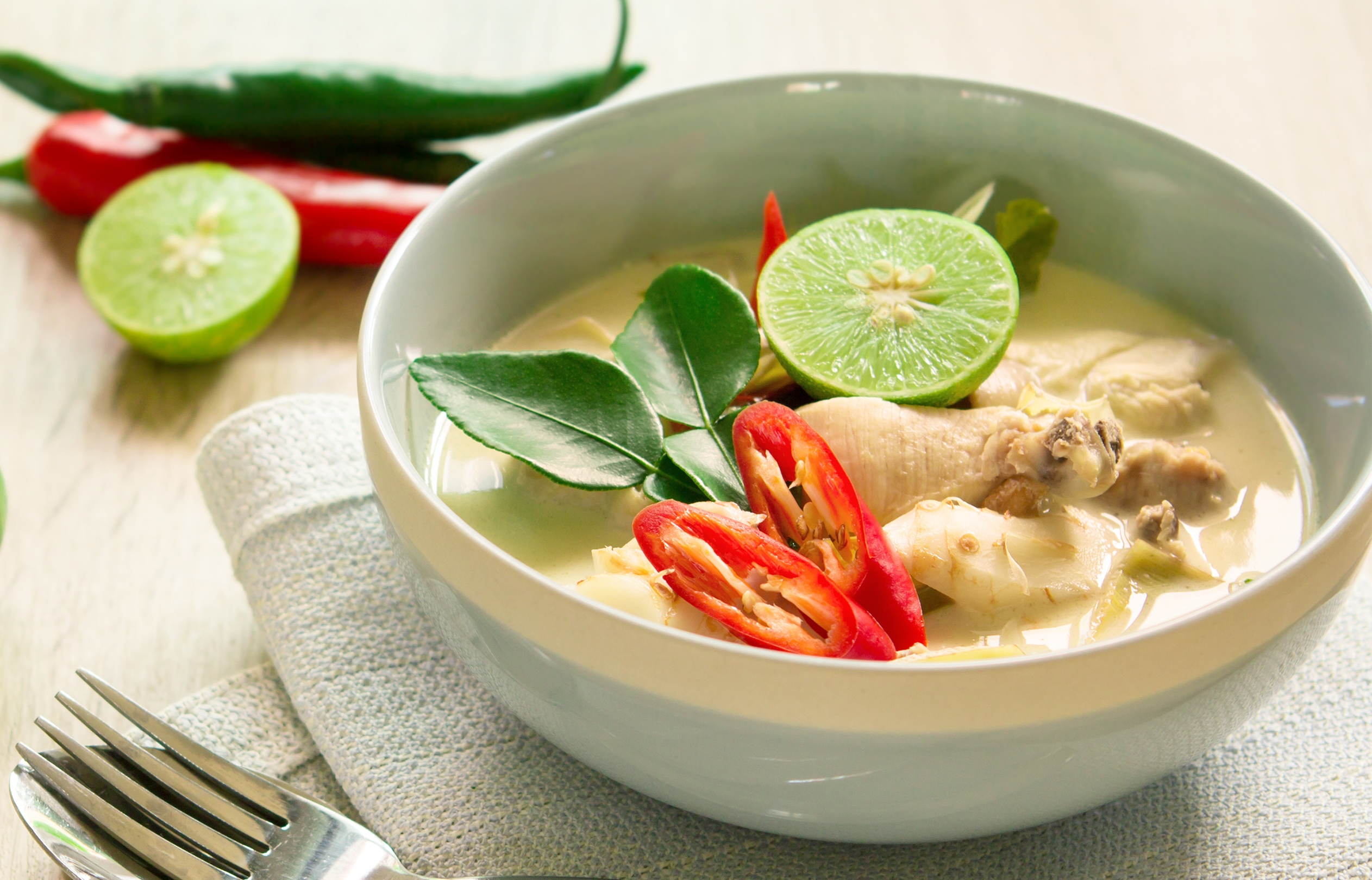 Does Thai Food Contain Msg