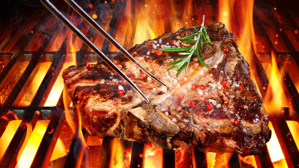 The Biggest Mistakes Everyone Makes When Cooking Steak