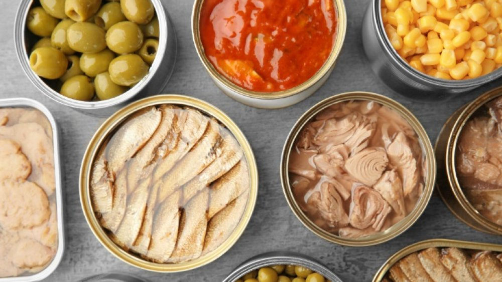 7 canned foods you should buy and 7 you shouldn't