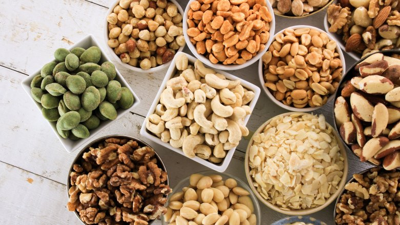 Popular Nuts You Shouldn't Ever Bother Eating