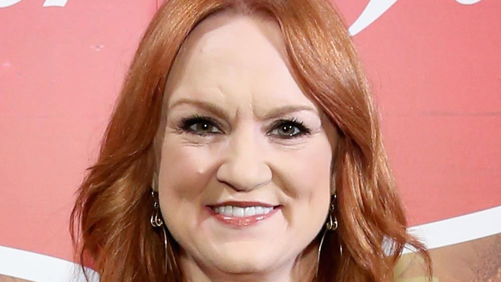 Ree Drummond close-up