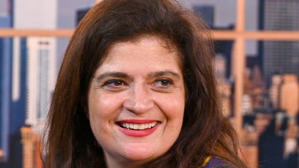 Chef Alex Guarnaschelli smiling