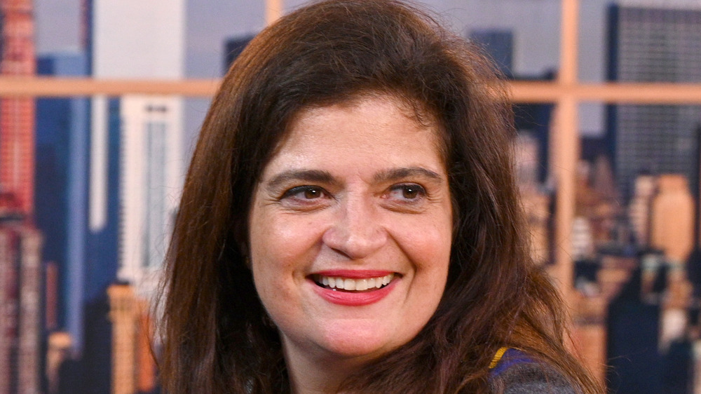 Alex Guarnaschelli smiling