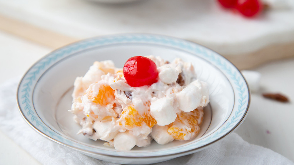 This Is The Ambrosia Recipe You've Been Looking For