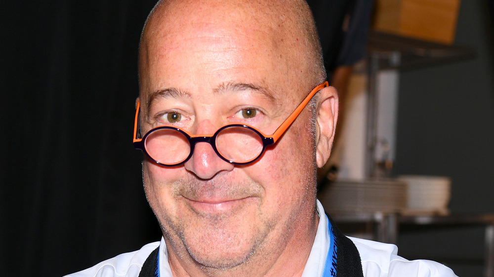 Andrew Zimmern at Ikea