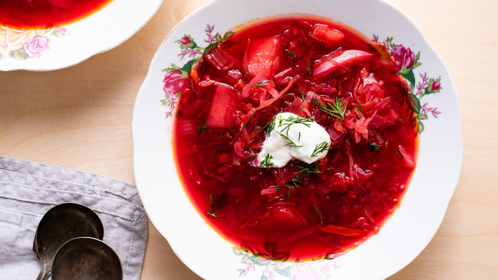 This Borscht Recipe Is Surprisingly Delicious
