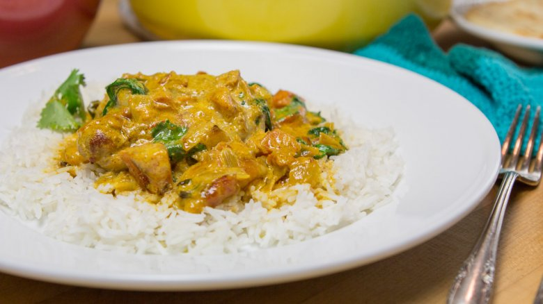 Easy One-Pot Butter Chicken