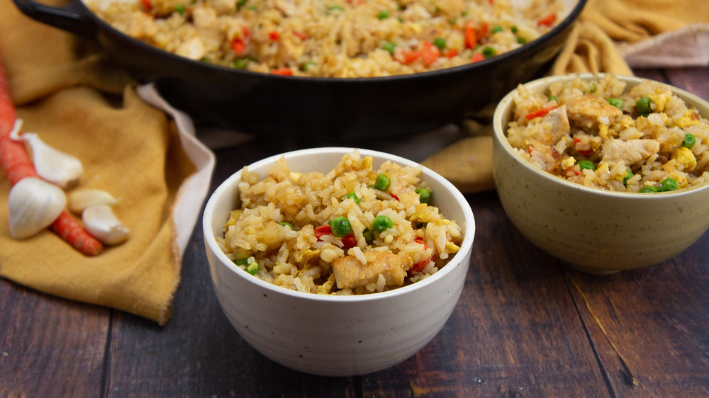 This Fried Rice Recipe Takes Just 30 Minutes