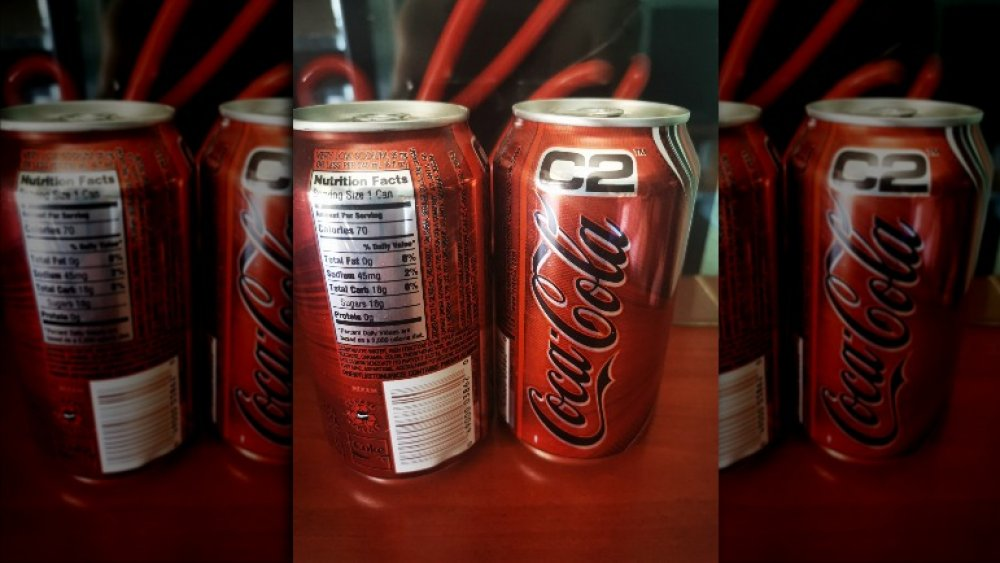 Failures of Coca Cola C2