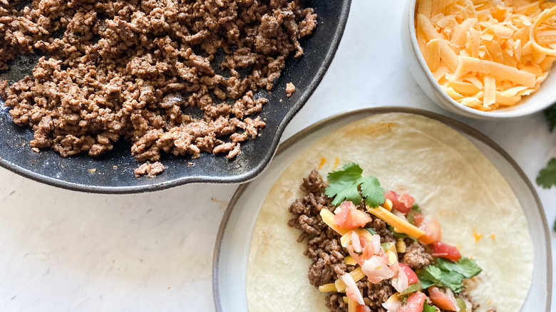 Copycat Taco Bell Beef Recipe That's Better Than The Real Thing
