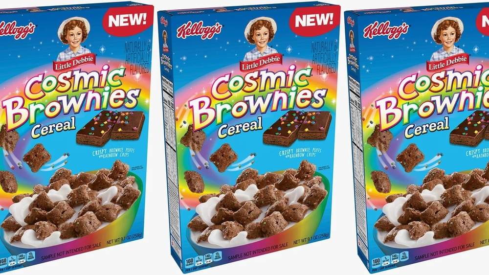 Cosmic Brownie Cereal