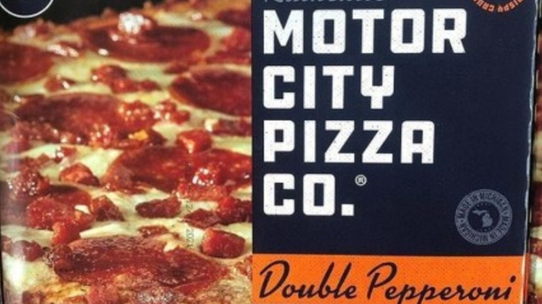 Costco's Motor City deep-dish pizza