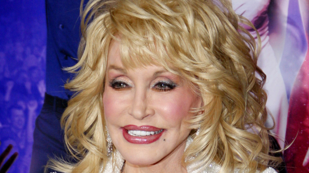 Dolly Parton at theater