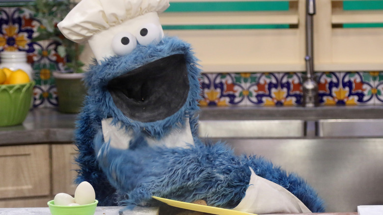Every Time Cookie Monster Was A Total Jerk With Food