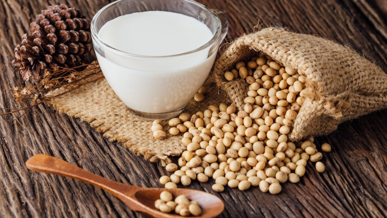 Image result for soybean milk