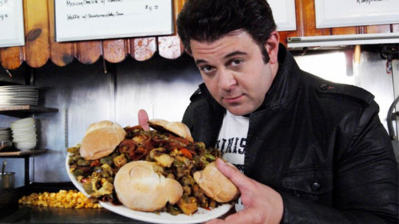 False facts everyone believes about Man v. Food