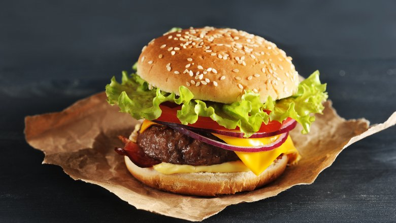 Fast Food Hamburgers Ranked Worst To Best