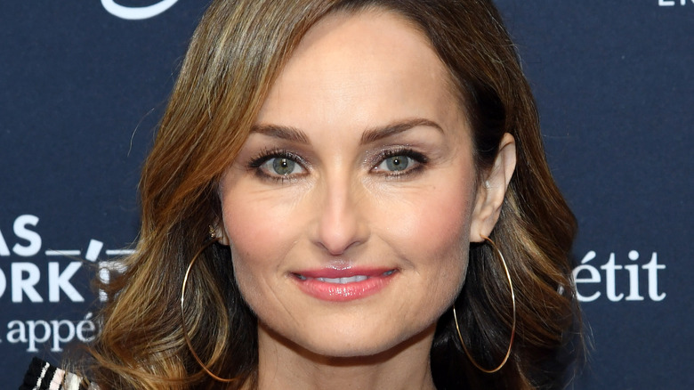 Giada De Laurentiis smiling on red carpet