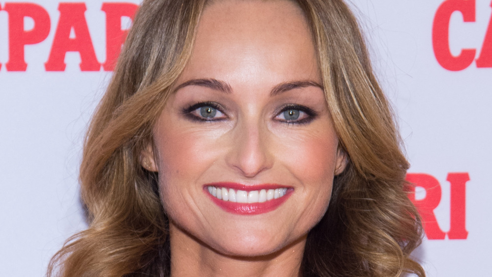 Giada De Laurentiis on red carpet