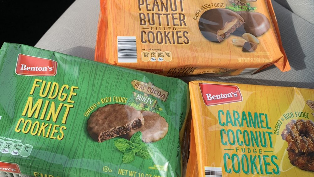 girl scout cookie copycats