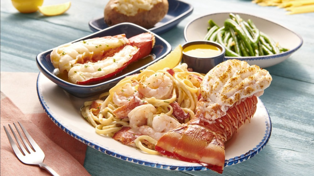 Red Lobster Lover's Dream