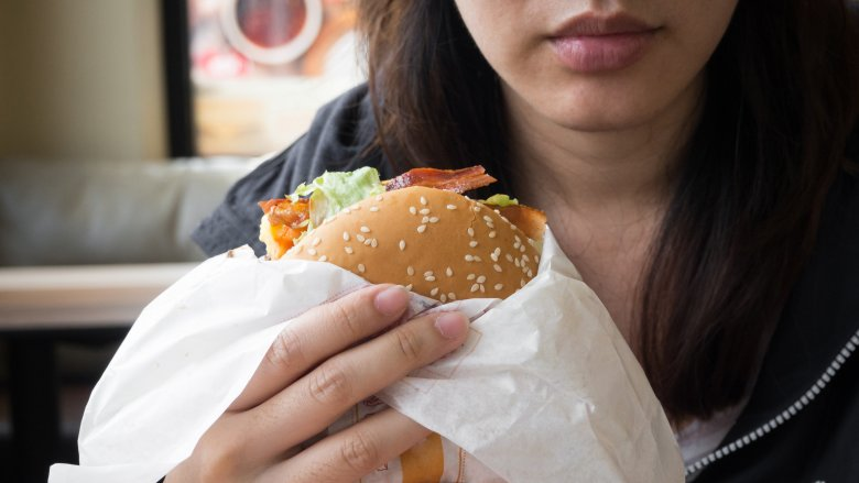 grossest things people have found in their fast food