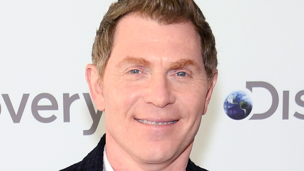 Bobby Flay toothy smile
