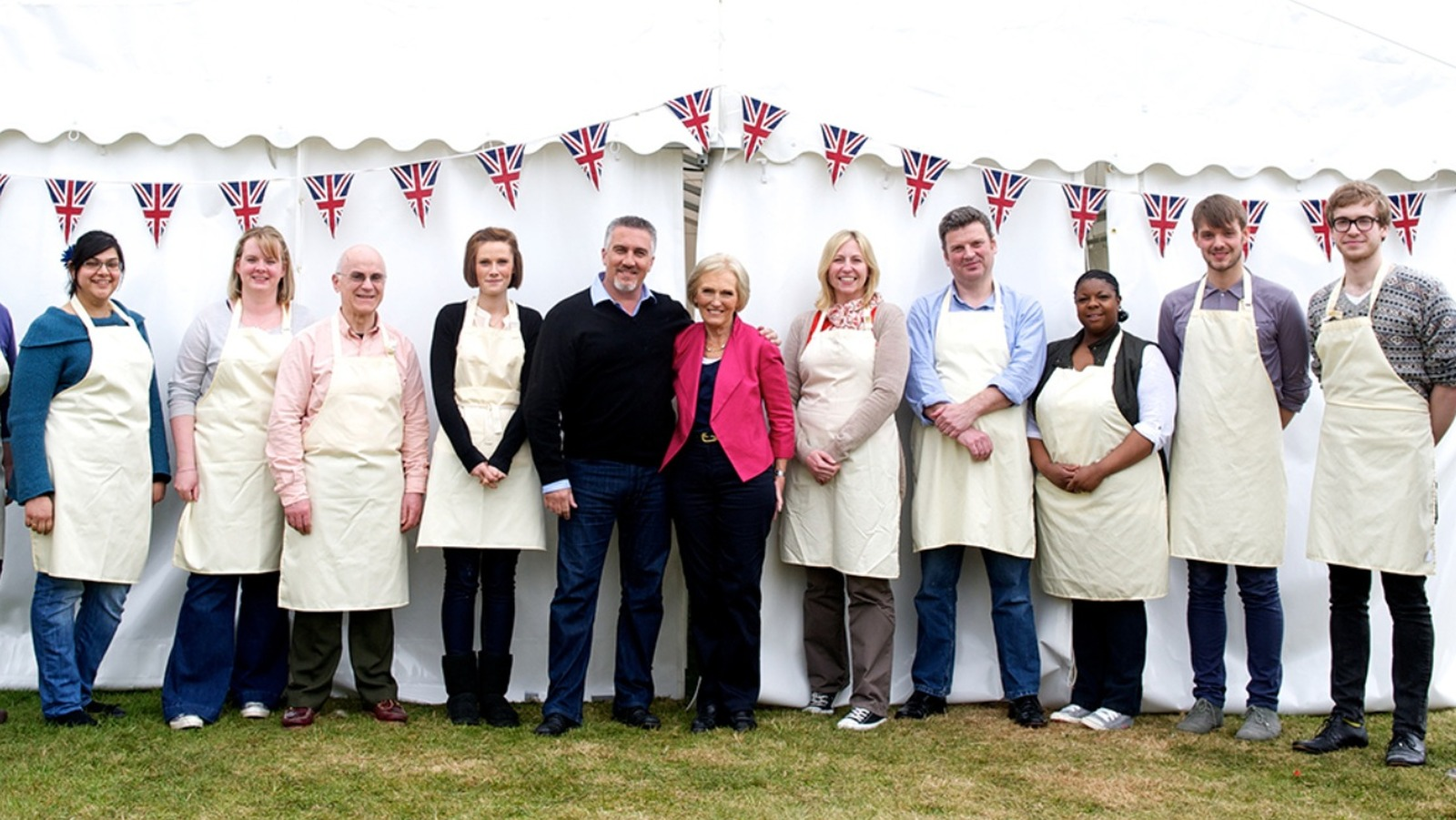 How to watch all of The Great British Baking Show