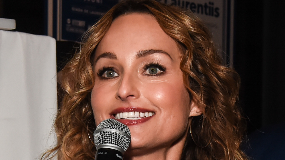 Celebrity chef Giada De Laurentiis