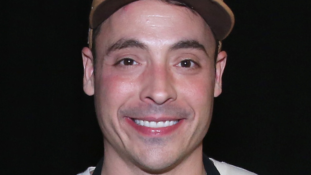 Jeff Mauro in a close-up shot