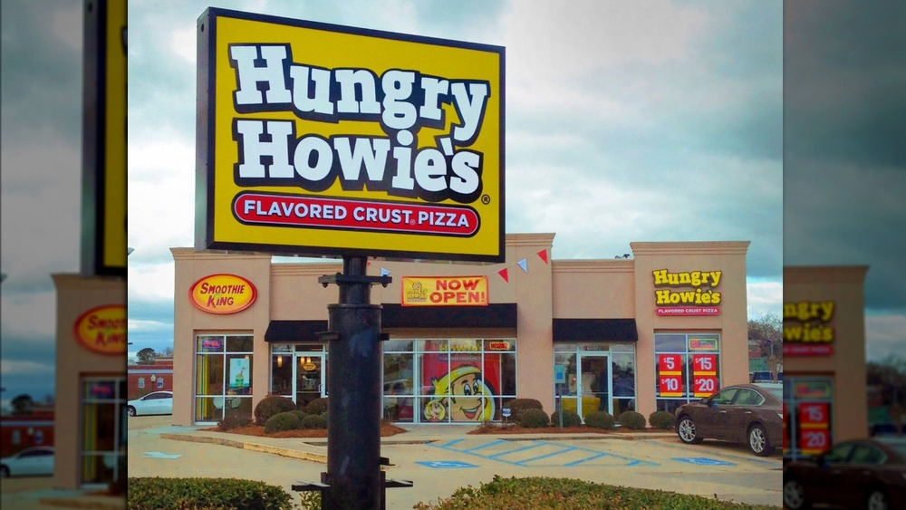 Hungry Howie's Pizza exterior store
