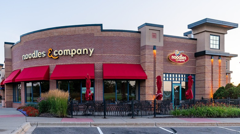 Noodles and Company restaurant