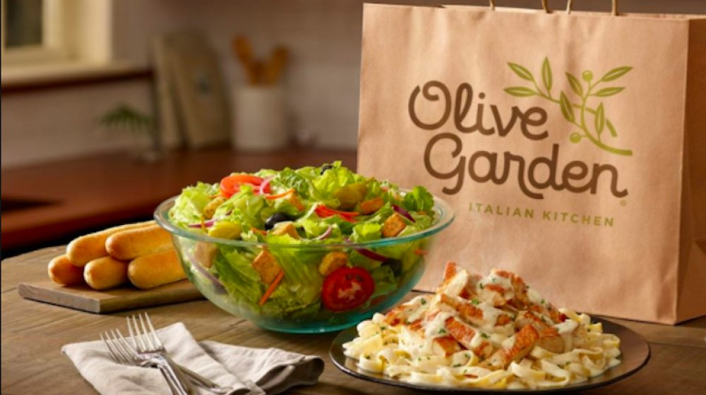 How To Get A Free Meal From Olive Garden