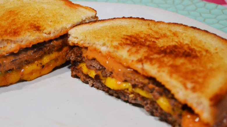 Copycat Steak 'N Shake Frisco Melt You Know You Want To Make