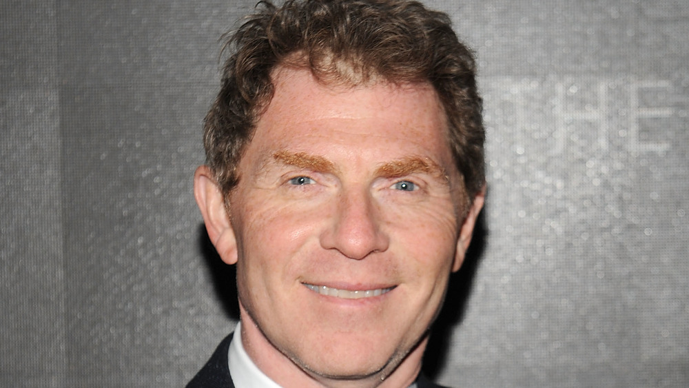 Bobby Flay smiling