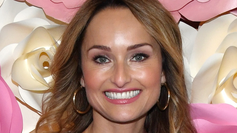 Giada De Laurentiis smiling on the red carpet