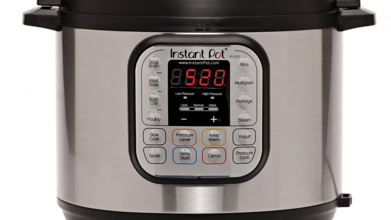 Mistakes You Re Making With Your Instant Pot