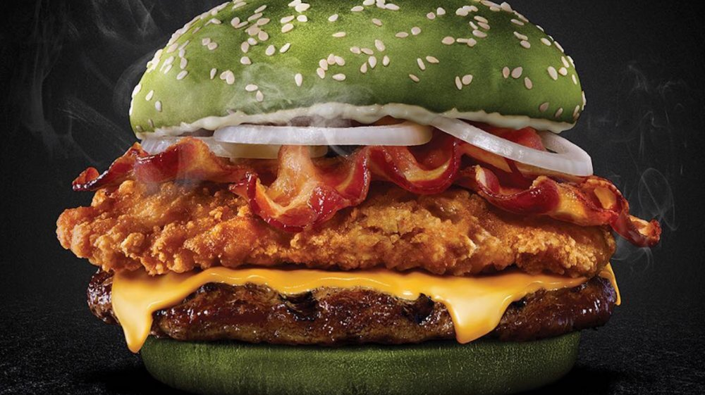 New Fast Food Menu Items That Totally Grossed Out the Internet