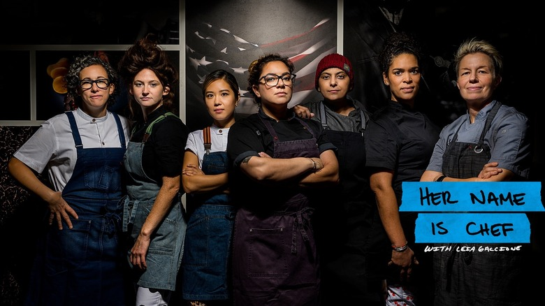 Promo photo for Her Name Is Chef movie