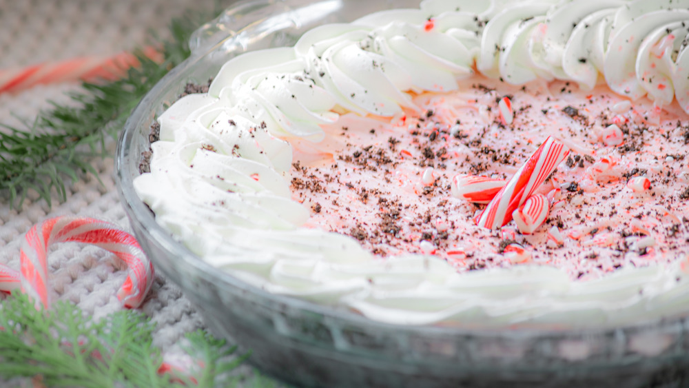 The no-bake peppermint pie you'll want to make today