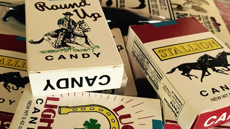 old-school candy Candy Cigarettes