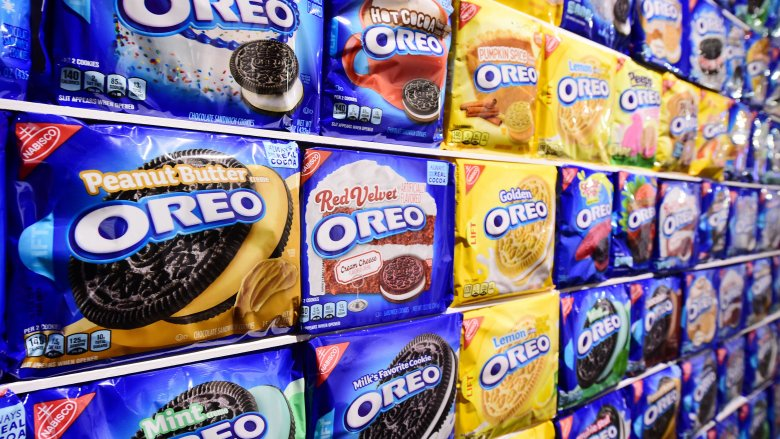Admirable Oreo Flavors Ranked From Worst To Best Personalised Birthday Cards Veneteletsinfo