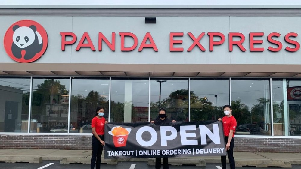Panda Express reopens after COVID 19