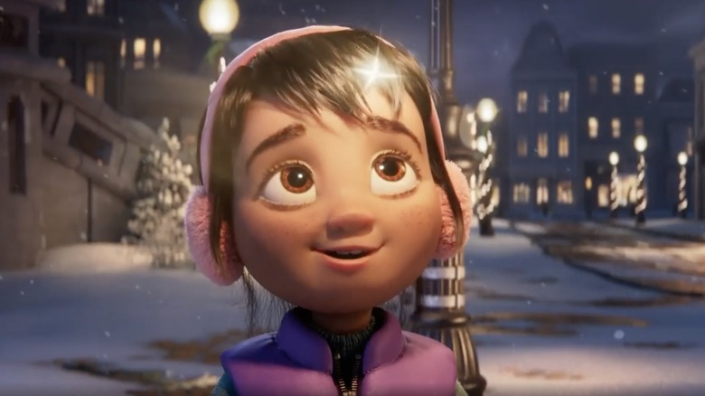 Sam from the holiday short