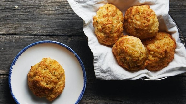 Cheddar Bay Biscuits from Red Lobster